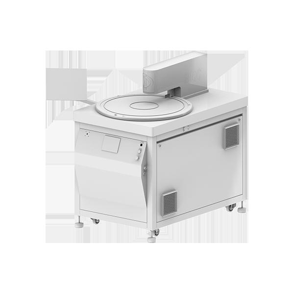 Doss dLab 4 visual inspection machine black and white photo