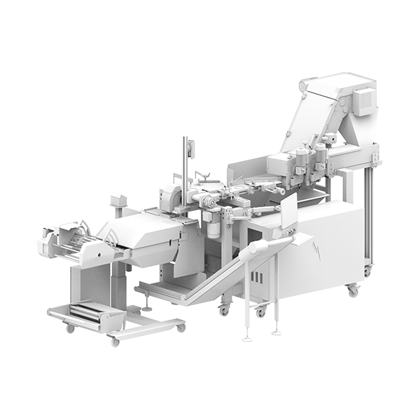 Doss dPack Visual Inspection Machine black and white