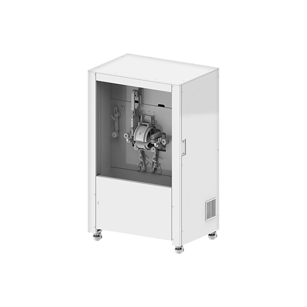 Doss Visual Solution dSort 7 black and white image